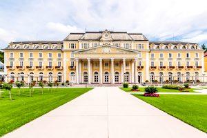 Grand Hotel Rogaska Frontansicht