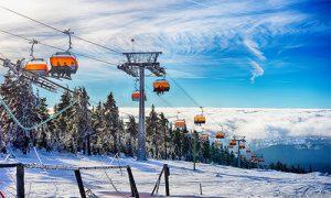 Skiareal Keilberg
