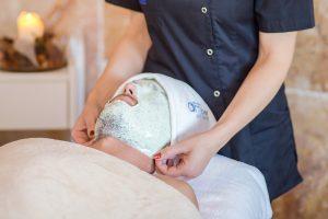 SPA- und Kurhotel Amber Palace Gesichtsmaske