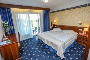 SPA- und Kurhotel Amber Palace Doppelzimmer