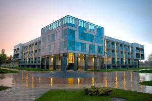 SPA- und Kurhotel Amber Palace Gebäude