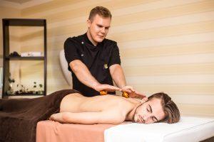 SPA- und Kurhotel Amber Palace Massage