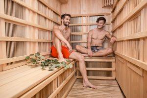 SPA- und Kurhotel Amber Palace Sauna