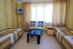 Health & Wellness Center Energetikas Zweibettzimmer