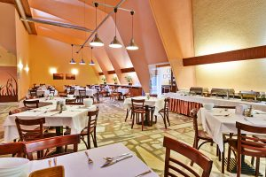 Sanatorium Palangos Linas Restaurant