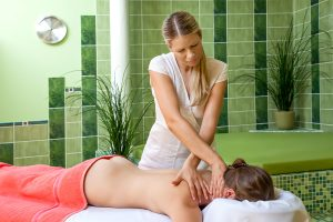 Sanatorium Tulpe Massage