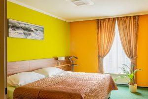 Kurhotel Brussel Doppelzimmer