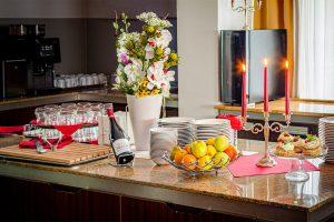 Kurhotel Brussel Restaurant-Bild 1
