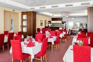 Kurhotel Brussel Restaurant-Bild 2